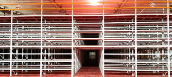 三层阁楼货架1